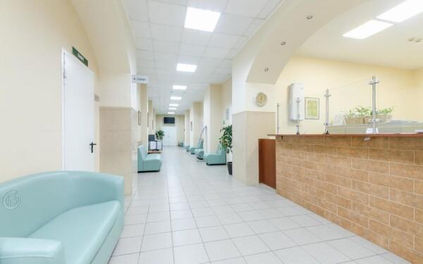 СМ-Клиника на Клары Цеткин
