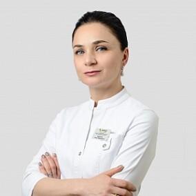 Веденина Натиа Тариеловна, педиатр