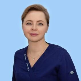 Скляренко Анна Александровна, флеболог