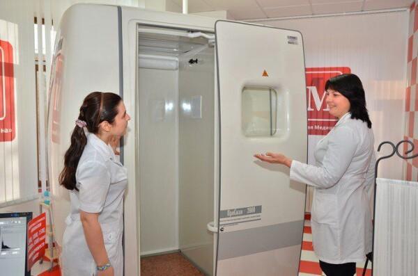 Мобильная медицина, медицинский центр