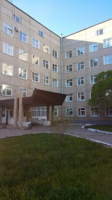 Пермский клинический центр ФМБА России (ранее Медсанчасть №140)