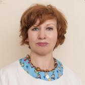 Скворцова Марина Юрьевна, массажист