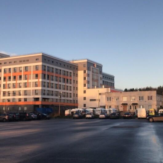 Гатчинская клиническая межрайонная больница, фото №3