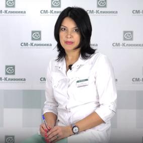 Байдина Валентина Александровна, терапевт
