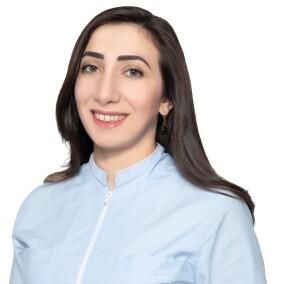 Чеминава Нино Ревазовна, стоматолог-терапевт