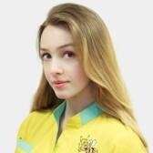 Николаева Ксения Валерьевна, детский стоматолог