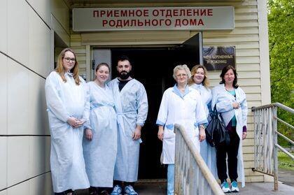 Городская клиническая больница им. Е.О. Мухина
