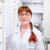 Субботина Юлия Валентиновна, кардиолог