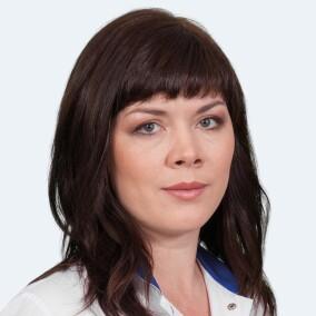 Сребнева Екатерина Олеговна, врач функциональной диагностики