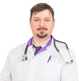 Кондрахин Андрей Петрович, терапевт