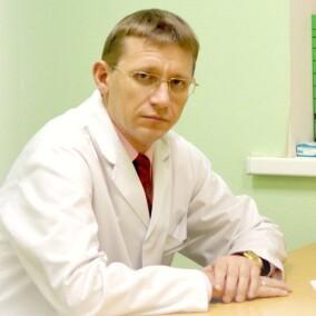 Сергеев Сергей Михайлович, терапевт