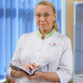 Чипликова Лариса Петровна, рентгенолог