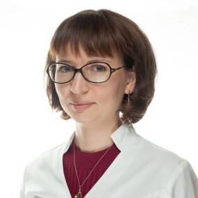 Буч Анна Валентиновна, кардиолог