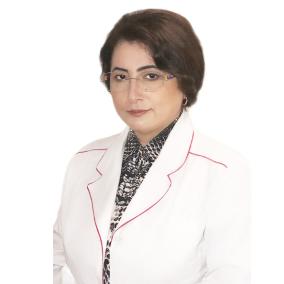 Аскерова Севиндж Мустаджабовна, офтальмолог