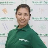 Иманкулова Фатима Закиржановна, кардиолог