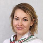 Дзукаева Алена Владимировна, врач УЗД
