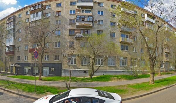 Детская поликлиника №15 на Пархоменко