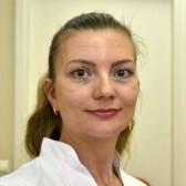 Водницкая Евгения Викторовна, пульмонолог