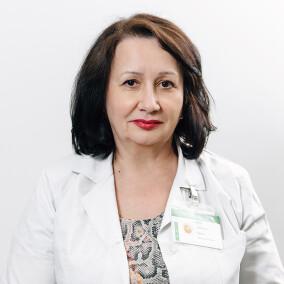 Кваскова Ирина Валентиновна, невролог