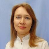 Захарова Ольга Сергеевна, пульмонолог
