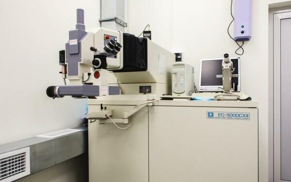 Глазная клиника «Мединвест» на Университетской набережной 50