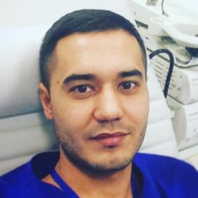 Тиллаев Иззат Батырович, эндоскопист