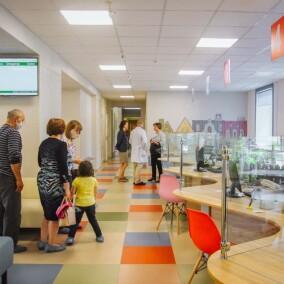 Консультативно-диагностический центр Педиатрического университета