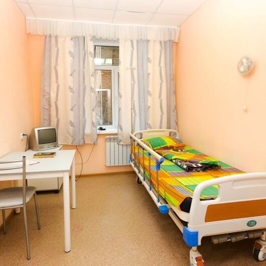 Отделенческая больница на станции Пермь-2, фото №3