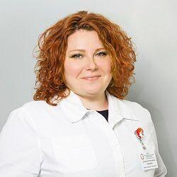 Черникова Екатерина Николаевна, эндоскопист