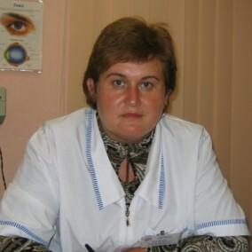 Бренцис Ольга Янисовна, офтальмолог