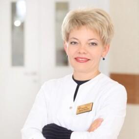 Антосева Ирина Юрьевна, акушер-гинеколог