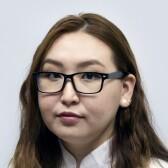 Васильева Айыына Владимировна, терапевт