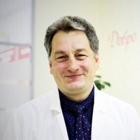 Жердев Андрей Владимирович, флеболог