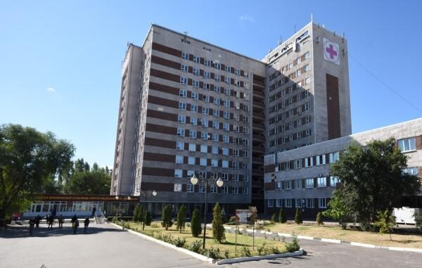 Больница скорой медицинской помощи № 1