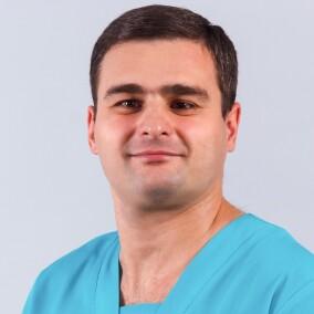 Белодедов Сергей Сергеевич, остеопат