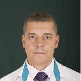 Барабанов Роман Евгеньевич, уролог