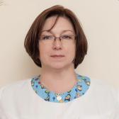 Ильина Марина Евгеньевна, массажист