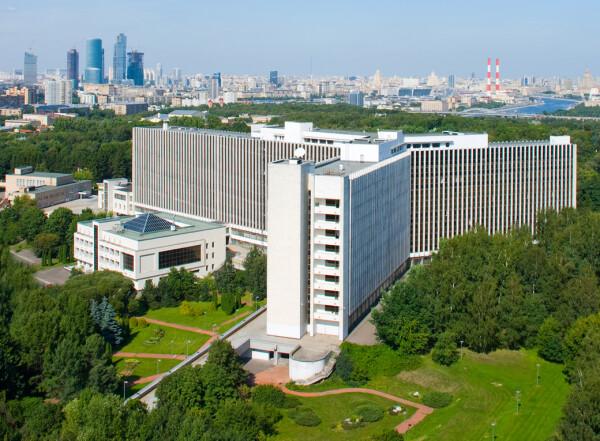 Объединенная больница с поликлиникой Президента РФ