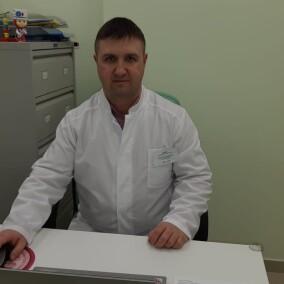 Москаленко Юрий Григорьевич, врач УЗД