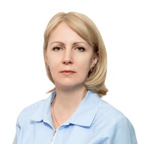 Захарова Ирина Владимировна, эндокринолог