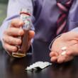 прием обезболивающих с алкоголем