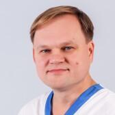 Соловьев Константин Сергеевич, остеопат
