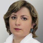 Большакова Ирина Александровна, рентгенолог