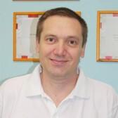 Земцов Сергей Валерьевич, стоматолог-терапевт
