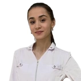 Гаджиева Заира Ильясовна, офтальмолог