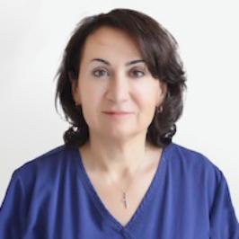 Кварцхава Аза Михайловна, гинеколог