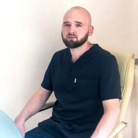 Дрогин Алексей Сергеевич, массажист