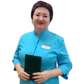 Беликова Елена Юрьевна, эндокринолог