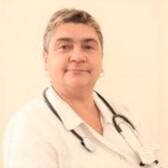 Башаран Марина Леонидовна, терапевт