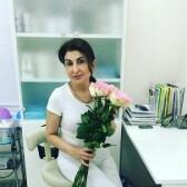 Некрасова Манана Джемаловна, косметолог